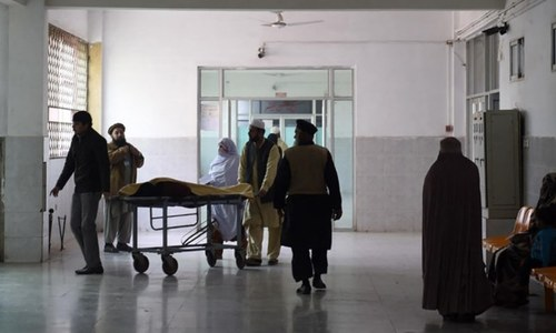 Free health services suspended at 6 private hospitals in KP
