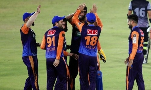 Hussain stars as Central Punjab extract sweet revenge