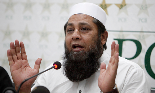 Former Pakistan captain Inzamamul Haq suffers heart attack in Lahore