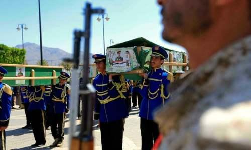 Over 60 killed as rebels inch towards key city in Yemen