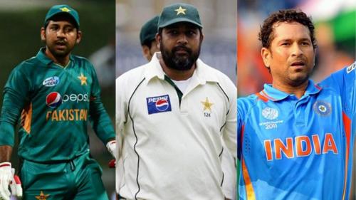 Sarfaraz Ahmed, Sachin Tendulkar wish cricketer Inzamam ul Haq a speedy recovery post heart attack
