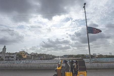 سندھ کے کچھ علاقوں میں طوفان 'گلاب' کی وجہ سے تیز بارش کا امکان