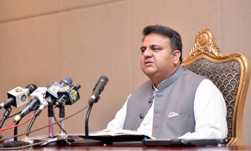 سمندر پار پاکستانیوں کو ووٹ کا حق انتخابی اصلاحات کا لازمی حصہ ہو گا، فواد چوہدری