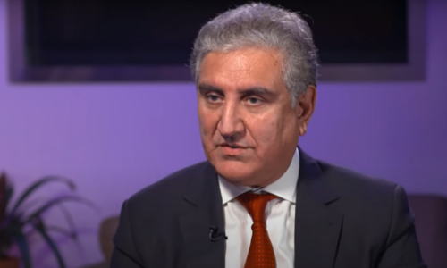 Qureshi again urges world to engage with 'new reality' in Afghanistan