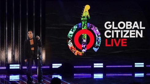 Global Citizen Live generates $1.1 billion to fight poverty