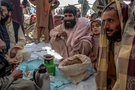 Prices soar at opium market in Taliban-ruled Afghanistan
