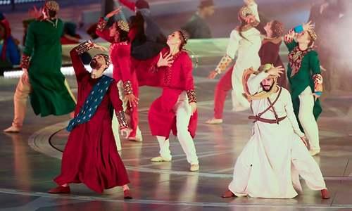 Expo 2020 Dubai kicks off with lavish opening ceremony