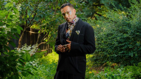 Ali Sethi is the singing voice behind Indian writer Amitav Ghosh's musical audiobook Jungle Nama