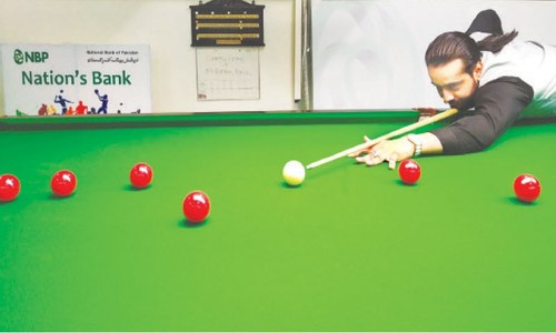 Four seeded players exit National Snooker