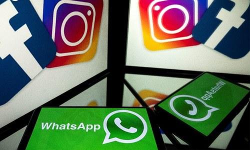 واٹس ایپ، فیس بُک اور انسٹاگرام سروسز 6 گھنٹے معطل رہنے کے بعد بحال