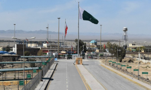 Pakistan, Iran discuss border security, regional peace, other issues