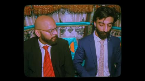 Hassaan Bin Shaheen and Arhum Sameed's new song is fun but not memorable