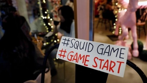 Netflix to edit Squid Game phone number after woman inundated with calls