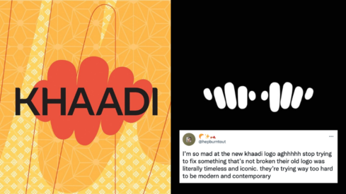 'Don't fix what isn't broken': Twitter users don't really know what to make of Khaadi's new logo