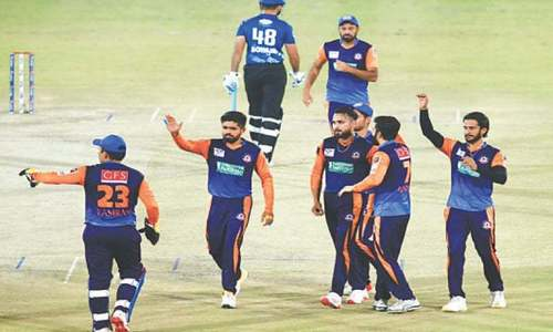 Central Punjab maul Sindh to make National T20 Cup semis