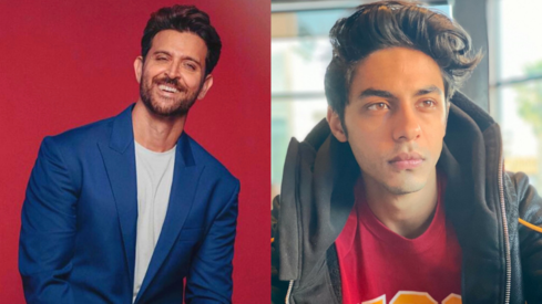 'Own everything you experience': Hrithik Roshan offers support to Shah Rukh Khan's son Aryan