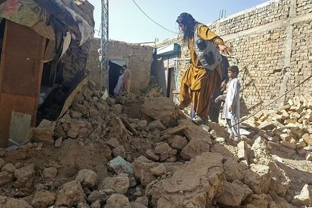At least 15 killed as 5.9-magnitude earthquake rocks parts of Balochistan