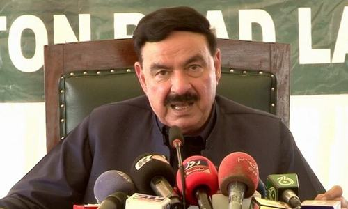Pakistan not to cave under world pressure, will continue provision of aid to Afghanistan, says Sheikh Rashid