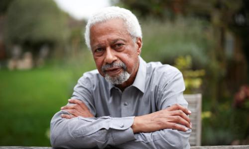 Tanzania-born novelist wins Nobel Literature Prize