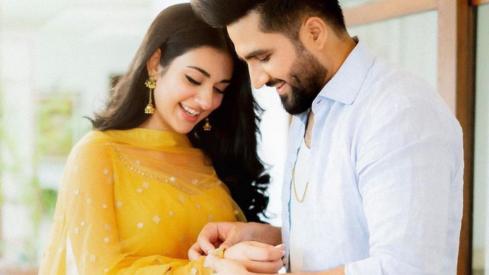 Sarah Khan and Falak Shabir announce the birth of a healthy baby girl