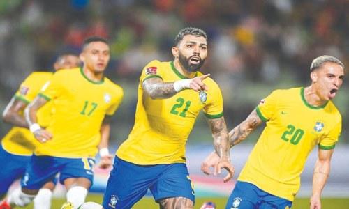 Brazil fight back to beat Venezuela, preserve winning start