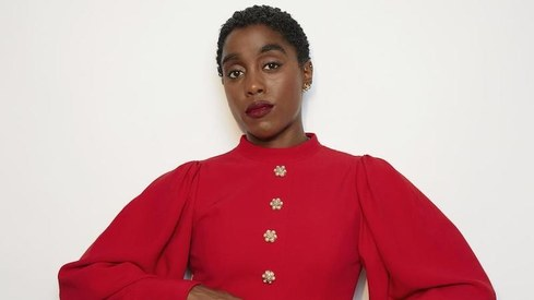 Lashana Lynch on making history as 007 in No Time to Die