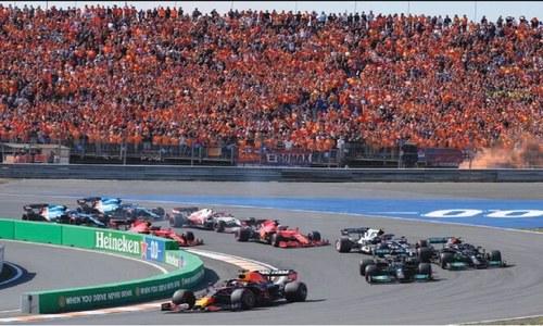 MOTOR RACING: FORMULA FOR SUCCESS