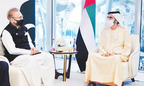 President, UAE prime minister reaffirm resolve to strengthen ties