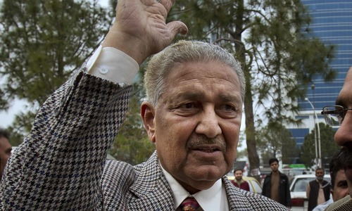 Dr Abdul Qadeer Khan planned to challenge MDCAT hours before his death