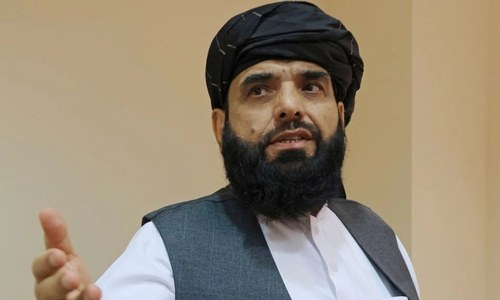Taliban say US has agreed to provide humanitarian aid