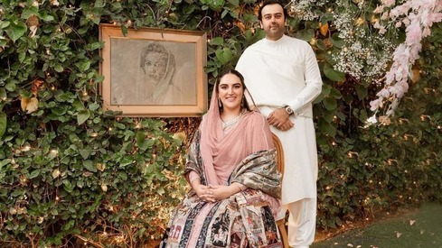 Bakhtawar Bhutto Zardari gives birth to a baby boy