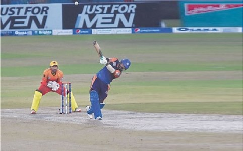 Taha stays cool as sluggish Sindh stutter to victory