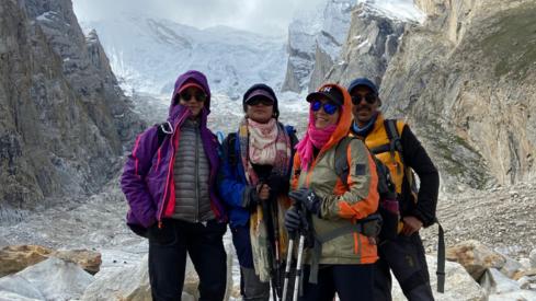 A Pakistani woman's guide to trekking through the Karakoram