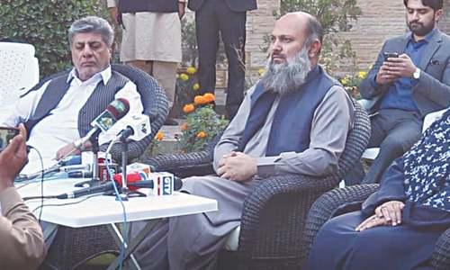 Crisis deepens as Alyani denies resigning as BAP chief