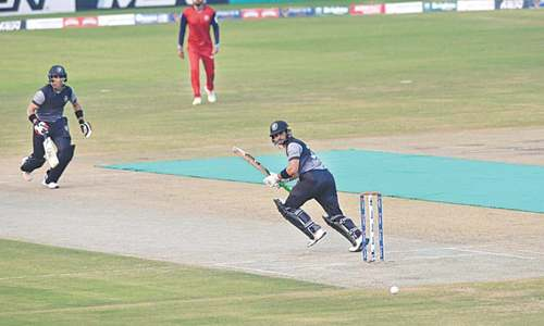 Cool-headed Iftikhar inspires KP into National T20 Cup final