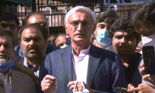 Tareen admits to his role in Punjab numbers game
