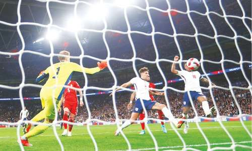 Ronaldo scores hat-trick, Danes punch Qatar 2022 ticket