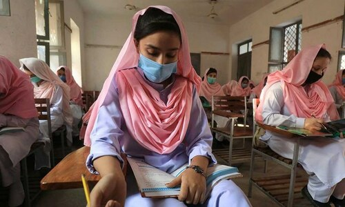 Covid infects 120 children below 10 in a month in KP