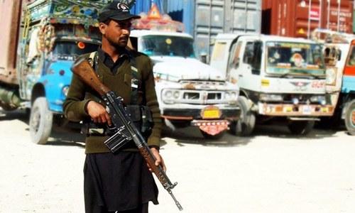 Traffic policeman martyred in Peshawar attack