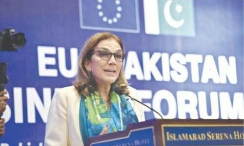 پاکستان کیلئے جی ایس پی پلس میں توسیع دو سالہ کارکردگی سے مشروط ہے، یورپی یونین