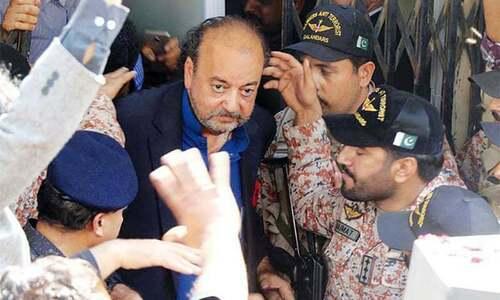 Speaker Durrani's bail plea in second case dismissed by SHC