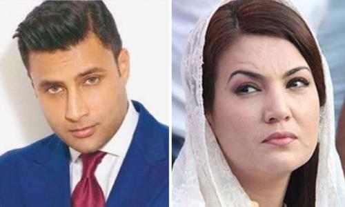 برطانیہ: ریحام خان ہتک عزت کا کیس ہار گئیں، زلفی بخاری سے غیر مشروط معافی مانگ لی