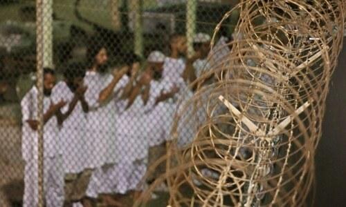 گوانتاناموبے سے مزید 2 قیدیوں کی رہائی کی منظوری