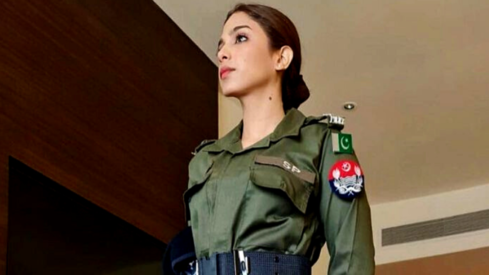 Sonya Hussyn's next role is a powerful policewoman hunting a serial killer