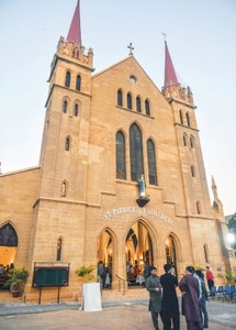 Iconic St Patrick's Cathedral opens doors after renovation