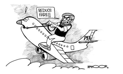 Cartoon: 16 October, 2021