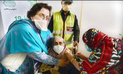 91pc of vaccinated people in Punjab willing to get jabbed again if needed: survey