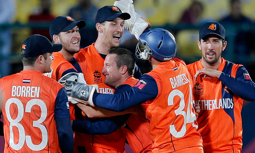 'We fancy our chances' say Dutch 'underdogs' at T20 World Cup