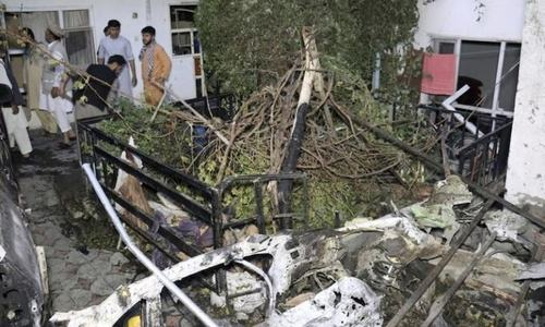 US offers to pay relatives of 10 killed in botched Afghan drone strike