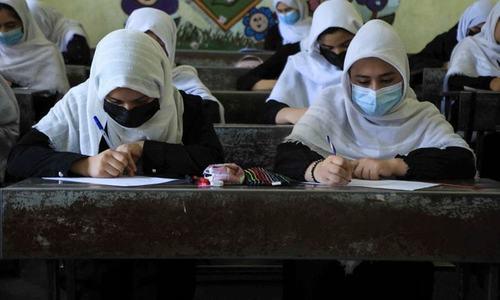 طالبان لڑکیوں کو سیکنڈری اسکول جانے کی اجازت کا جلد اعلان کریں گے، یونیسیف